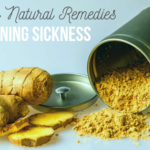5 Simple Natural Remedies for Morning Sickness