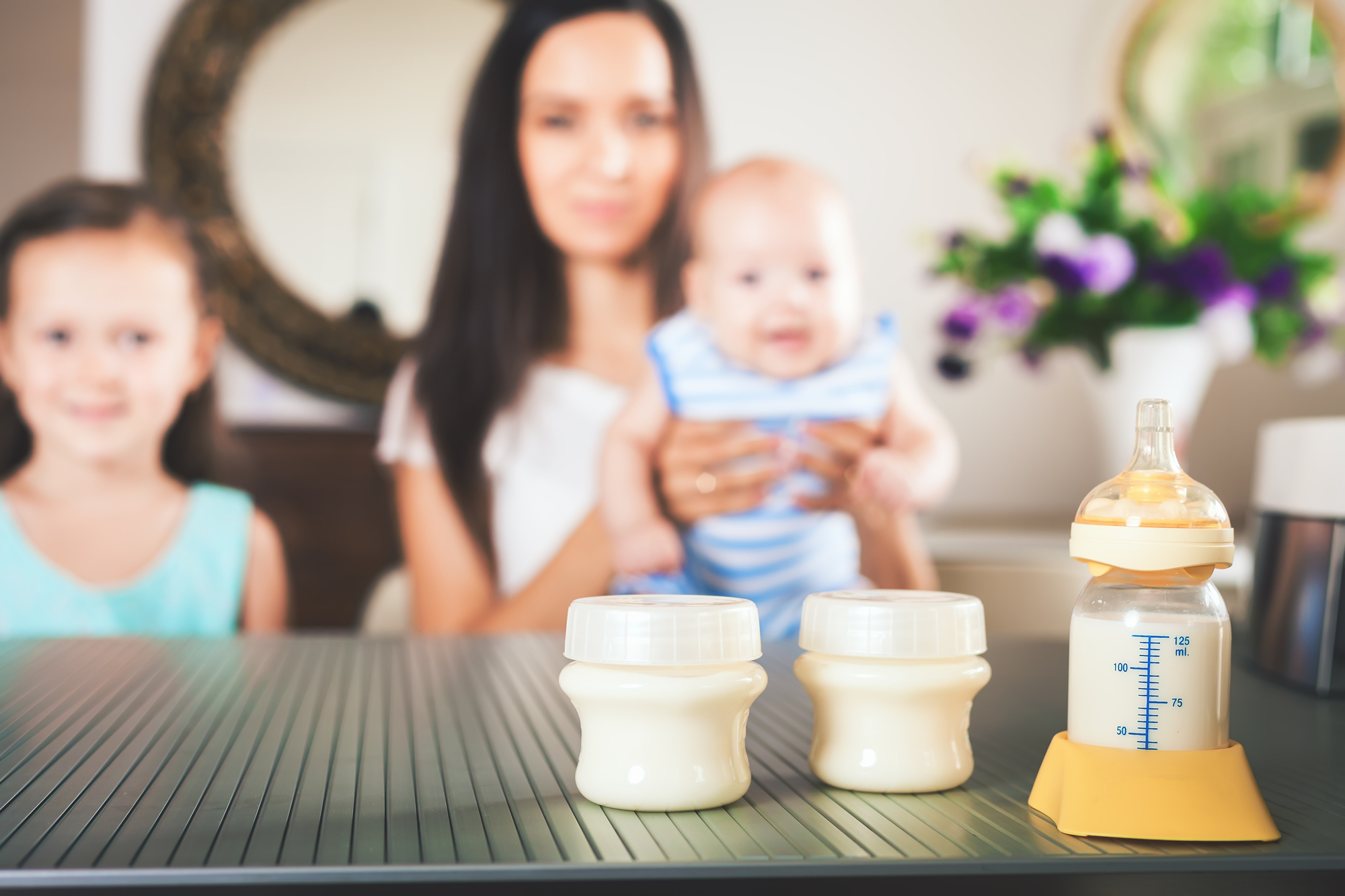 Combining Formula Feeding and Breastfeeding: What to Know