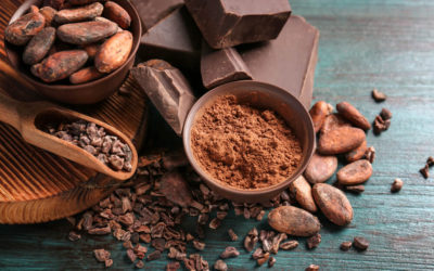6 Hidden Benefits of Cocoa Powder & Nibs